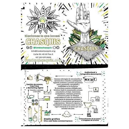 CHASQUIS brochure