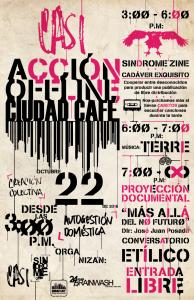 afiche CASI OFF CCafé